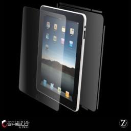 Folia invisibleSHIELD dla Apple iPad
