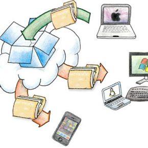 Przechowuj i synchronizuj pliki z dowolnego urządzenia dzięki usłudze Dropbox