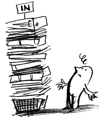 GTD w praktyce - kolekcjonowanie (gromadzenie)
