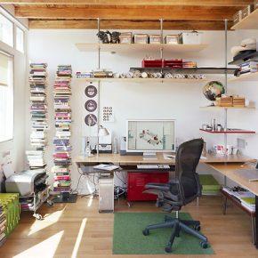 Biuro - Jeremy Levine Design
