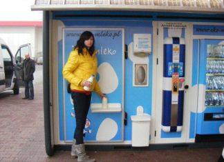 Mlekomat Eko-mleko