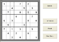 Sudoku Solver w Microsoft Excel