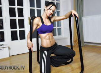 Zuzana Majorová (Susana Spears) z BodyRock.tv