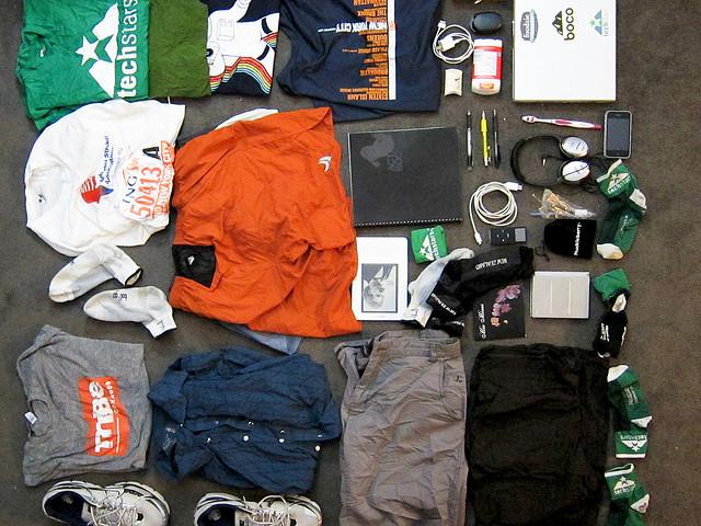 Ekstremalny minimalizm - Andrew Hyde i 15 rzeczy, które posiada