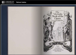 National Jukebox - The Victrola Book of the Opera