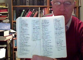 Mark Forster Notatnik SuperFocus Notebook prowadzony według zasady SuperFocusa