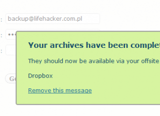 wp Time Machine + Dropbox = backup 2