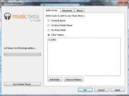 Music Manager Google Music - Lifehacker