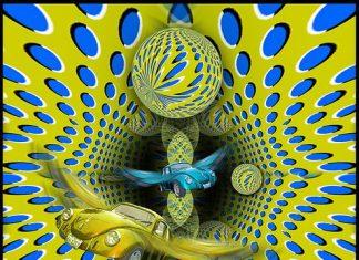 Eye ball spirals - Akiyoshi Kitaoka - Lifehacker