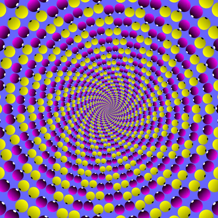 Eye ball spirals - Akiyoshi Kitsoka - Lifehacker