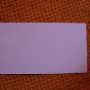 Papierowa wizytówka - Lifehacker