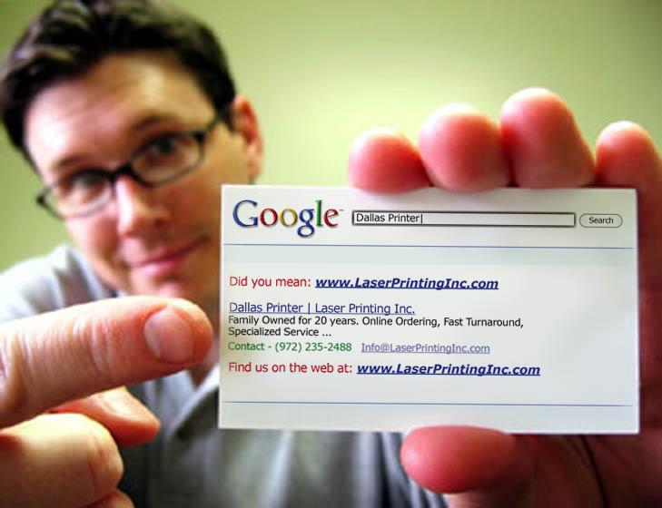 Przykłady dobrych wizytówek, które zapamięta Twój potencjalny pracodawca - Laser Printing - Lifehacker