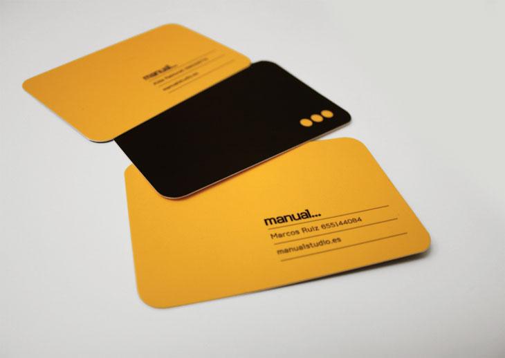 Przykłady dobrych wizytówek, które zapamięta Twój potencjalny pracodawca - ManualStudio - Lifehacker