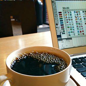 Jak zachować produktywność pracując poza biurem (na przykład w kawiarni)