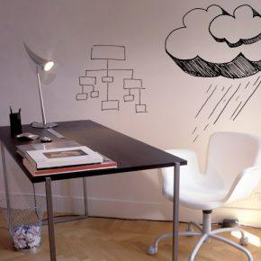 Rozpierają Cię pomysły Farba IdeaPaint zamienia ściany w wielki flipchart 3