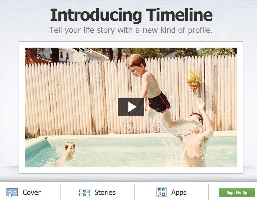 Facebook Developers - Wprowadzenie do nowych profili - Timeline
