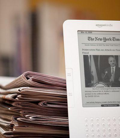 Jak wygodnie czytać długie artykuły na Kindle 3