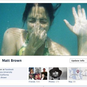 Nowy profil - Facebook Timeline