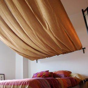 Romantyczna sypialnia w marokańskim stylu - 3