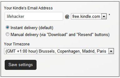SENDtoREADER - zaplanowane wysyłanie emaili o wybranej godzinie