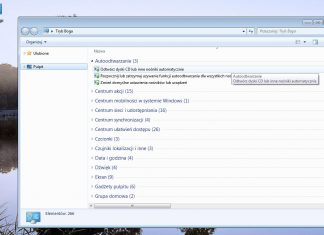Tryb Boga (God mode) w Windows 7 - przeglądamy wszystkie ustawienia systemowe w jednym oknie