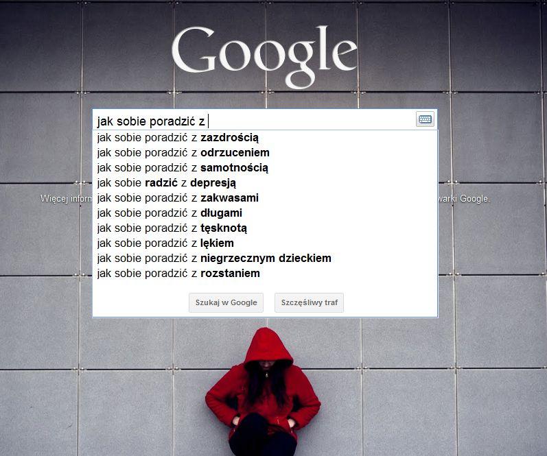 Tylko Ty i Twoje zapytanie włączamy bezpieczne wyszukiwanie Google SSL