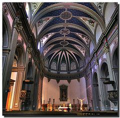 W większości kościołów ołtarze są skierowane na Wschód