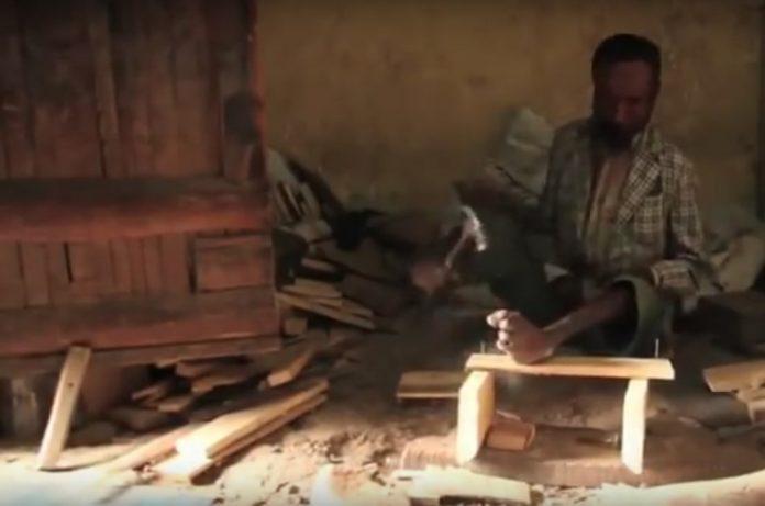 Motywacja jak zmotywować się do pracy historia etiopski cieśla Sintayehu Tishale