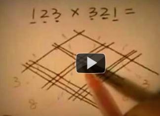 Jak łatwo mnożyć bez kalkulatora liczby dwu- i trzycyfrowe