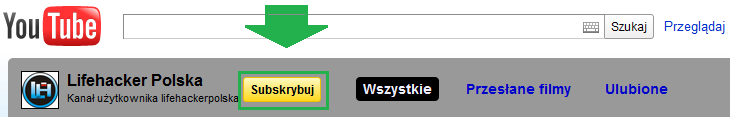 Zasubskrybuj kanał Lifehacker Polska na YouTube