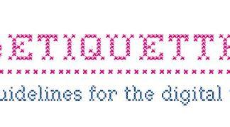 eEtiquette – 101 zasad dobrego wychowania w świecie cyfrowym