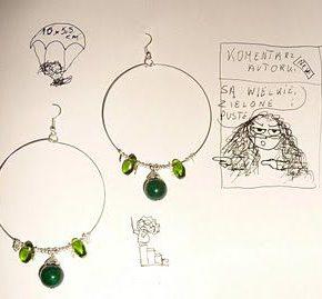 Ręcznie robiona biżuteria - doskonały pomysł na prezent świąteczny 3