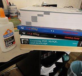 Jak zrobić ze starej książki okładkę do czytnika Kindle - 6