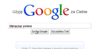 Lmgtfy, czyli trudno - użyje Google za Ciebie
