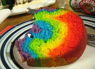 Przepis na pyszne tęczowe ciastka
