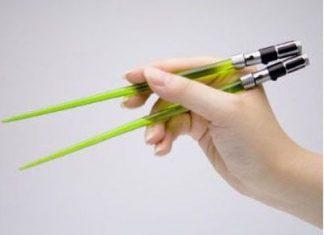 Coś dla tych, co nie mają zamiaru uczyć się jeść chińskimi pałeczkami