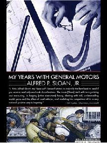 Alfred Sloan - My Years with General Motors