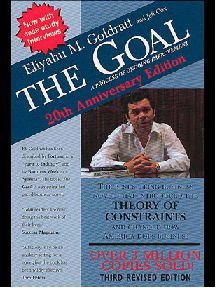 Eliyahu Goldratt - The Goal: A Process of Ongoing Improvement