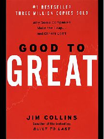 Jim Collins - Good to Great Why Some Companies Make the Leap... and Others Don't
