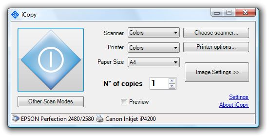 Masz skaner I drukarkę Doinstaluj iCopy i dodatkowo będziesz mieć kserokopiarkę