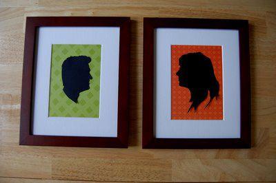 Prezent dla ukochanej osoby - konturowa kartka ze wspólnego zdjęcia - 6