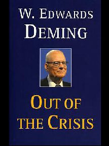 W. Edwards Deming - Out of the Crisis