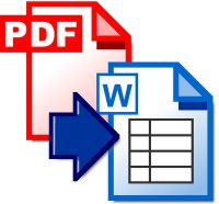 Jak przekonwertowa pdf na doc przy uyciu Google Docs - PDF to Word Converter