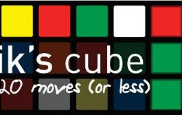 Kostka Rubika: teraz możesz ją ułożyć w 20 ruchów