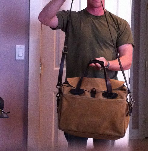 Lifehack: jak zamienić teczkę w plecak