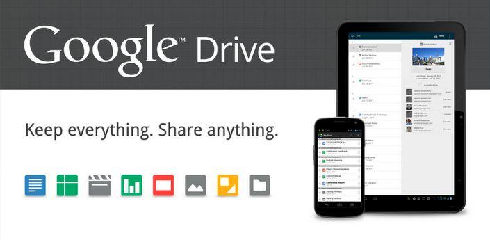 5 fantastycznych zastosowań nowego Google Drive