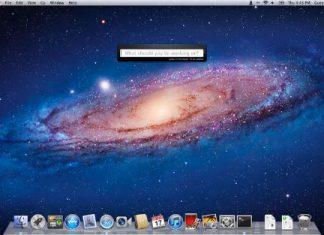 Focusbar - prosta przypominajka o (jednym) zadaniu, na którym chcemy się skupić (Mac)
