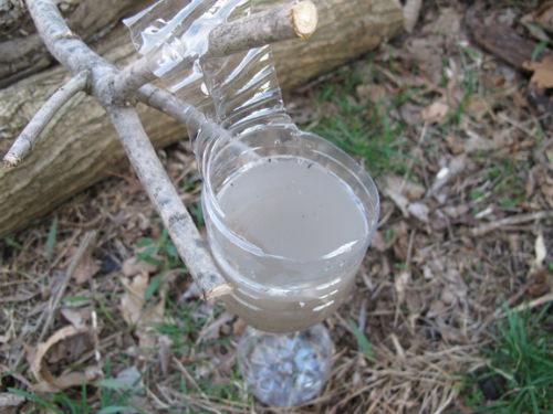Tampon jako nowy scyzoryk szwajcarski - Zastosowanie nr 2: prymitywny filtr do uzdatniania wody - 3