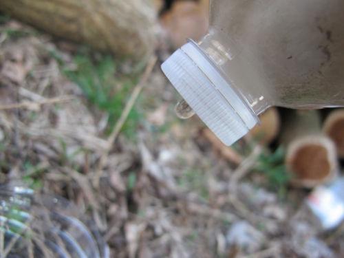 Tampon jako nowy scyzoryk szwajcarski - Zastosowanie nr 2: prymitywny filtr do uzdatniania wody - 4
