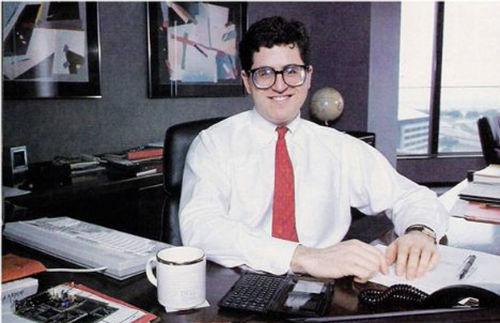 9. Miejsca pracy - biurko Michael Dell (Dell)